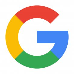 Logo for Google, clients of Full Fat Things