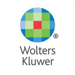 Wolters Kluwer logo - Full Fat Things Client
